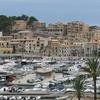 Port De Soller Majorca Spain Closeup Arp
