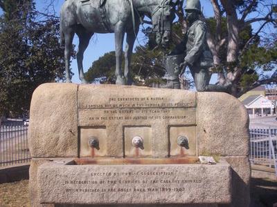 Port Elizabeth Horse Memorial