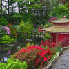 Portland Japanese Garden House