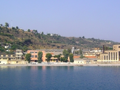 Port Of Aigio