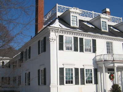 Portsmouth Governor John Langdon House