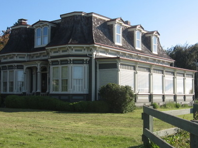 Port Townsend Bartlett House