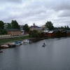 Porvoo Vanha - Old Time Docks With Boats In Porvoonjoki - Finlande