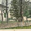 Postcard Old Trinity Church Brooklyn C T 1 9 0 7