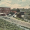 Postcard Ivoryton C T Key Board Factory 1 9 0 8