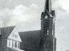 Postcard Christ Church And Rectory Westport C T 1 9 0 7