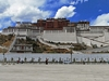 Potala Palace View From Road - Lhasa Tibet