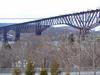 Poughkeepsie  Bridge By  David  Shankbone