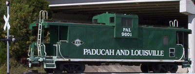 Powderly  K Y  P  2 6 L  Railcar