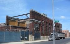 Derelict Plant On 133rd Street
