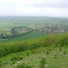 View Of West Sussex