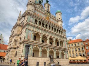 Ayuntamiento de Poznan Ciudad
