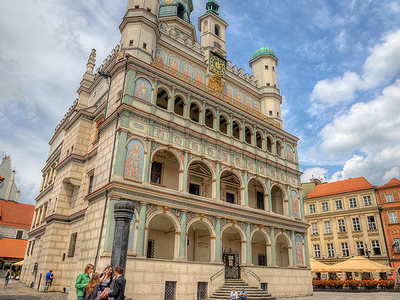 Poznan's Town Hall