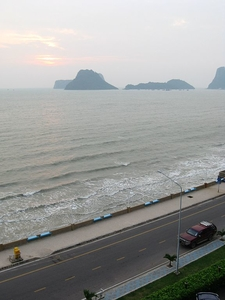 Prachuap Bay At Dawn