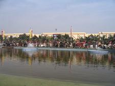 Pragati Maidan Lake