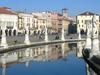 View From The Canal Of The Prato
