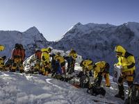 Island Peak Climbing 21 Days
