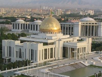 Presidential Palace Ashgabat