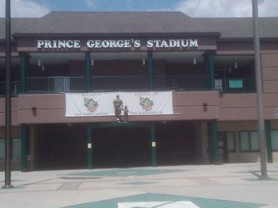 Prince Georges Stadium