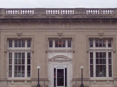 Princeton  Post  Office