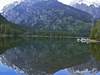 Pristine Taggart Lake Views - Grand Tetons - Wyoming - USA