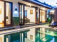 Private Pool Villa at Villa Umah Puri Seminyak