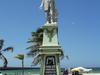 Progreso  Founder  Statue