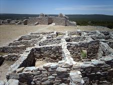 Pueblo And Mission Ruins At Gran Quivira