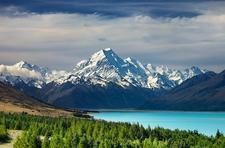 Pukaki Lake - New Zealand