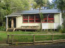 Puketi Forest Hut