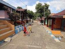 Pulau Maitara Street View - Maluku Islands