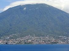Pulau Ternate & Gamalama Volcano - Maluku Islands