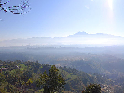 Pulchowki Hill View