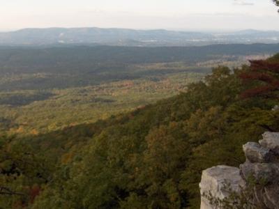Pulpit  Rock  Looking  North