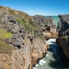 Punakaiki Rocks Erosion By Sea - West Coast NZ