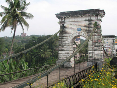 Punalur Bridge