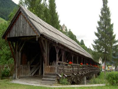 Punbrugge Heinfels Austria