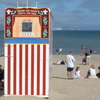 Punch And Judy On Weymouth Beach