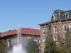 Purdue  University  Liberal  Arts Fountain