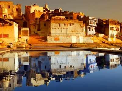Pushkar Lake - Rajasthan