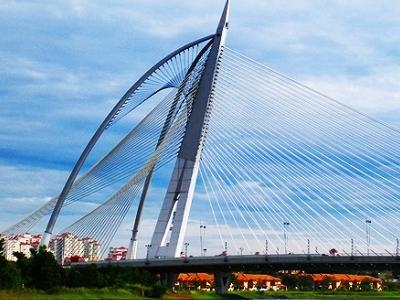 Putrajaya Seri Wawasan Bridge
