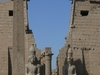 Entrance Of Luxor Temple