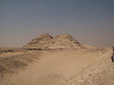 Pyramid Of Niuserre - Abusir - Egypt