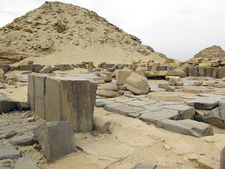 Pyramid Of Nyuserre - Abusir - Egypt