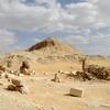 Pyramid Of Pepi II - Saqqara - Egypt