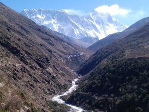 Gokyo Valley Chola Pass Trek in Nepal Photos