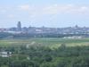 Eppley Airfield And Downtown Omaha