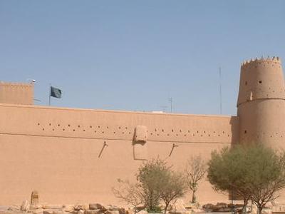 Masmak Castle