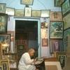 Painter At Nathdwara