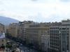 Panepistimiou Street Facing Towards Syntagma Square